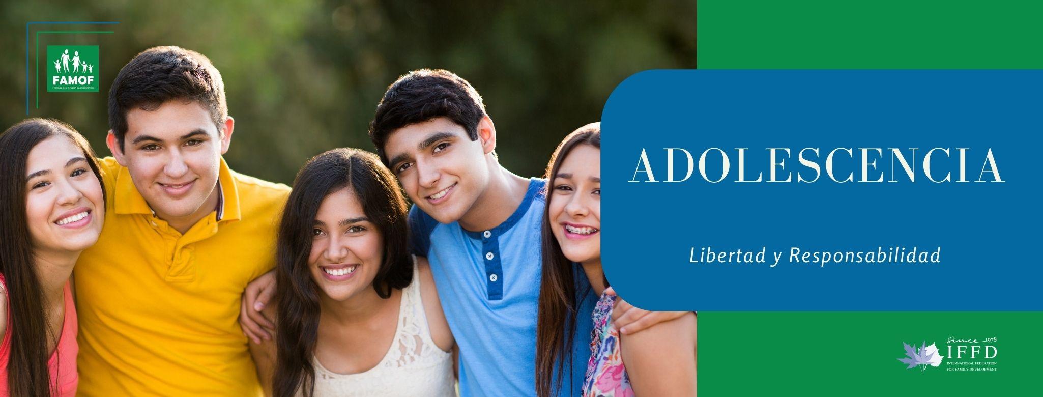Edad escolar - Adolescencia - Portada 2