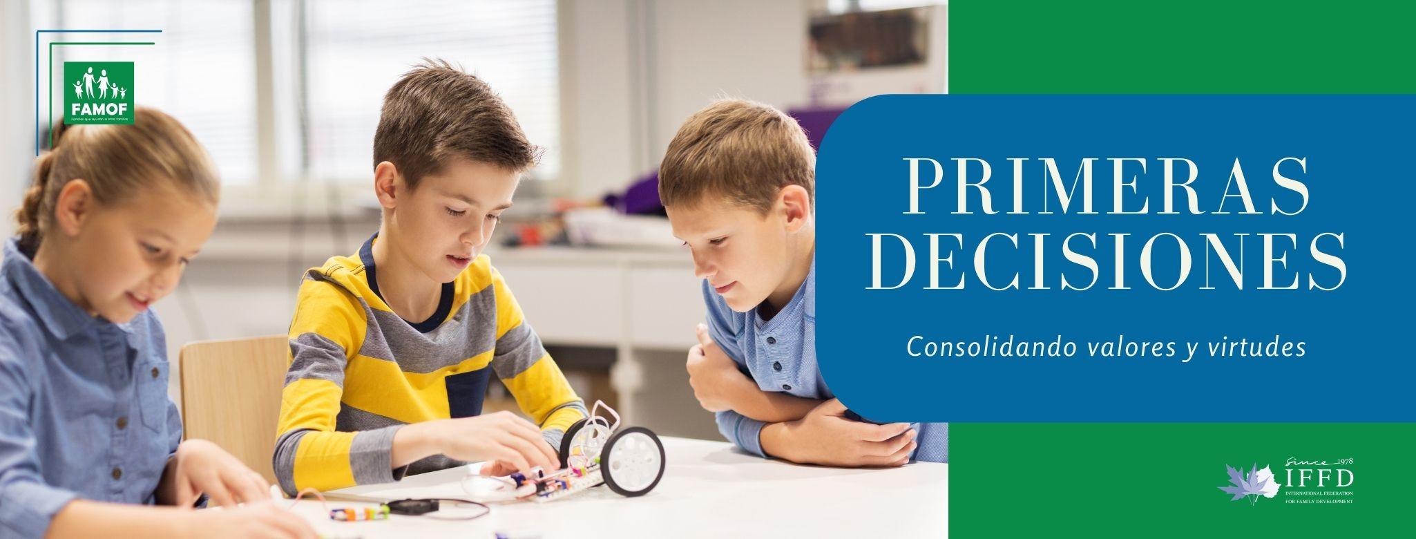 Edad escolar - P. Decisiones - Portada 2